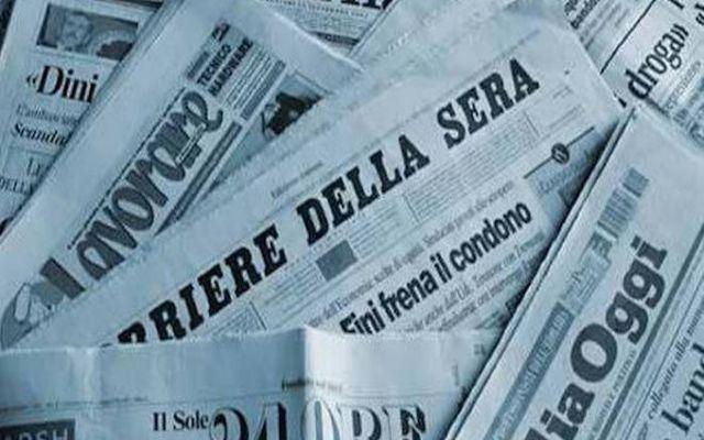 Ufficio Stampa : Il foglietto della ricerca ingv: capo ufficio stampa saluta tutti